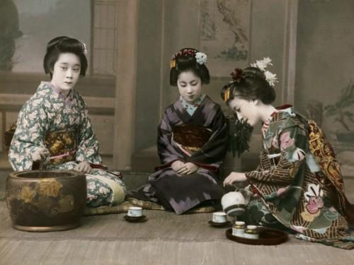 Gender Expectations of Edo Period Japan