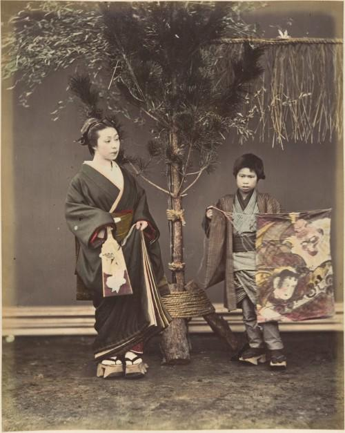 1800s Japanese Photography: Windows to the Past
