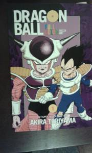 Dragon Ball–The Freeza Arc, Book 1