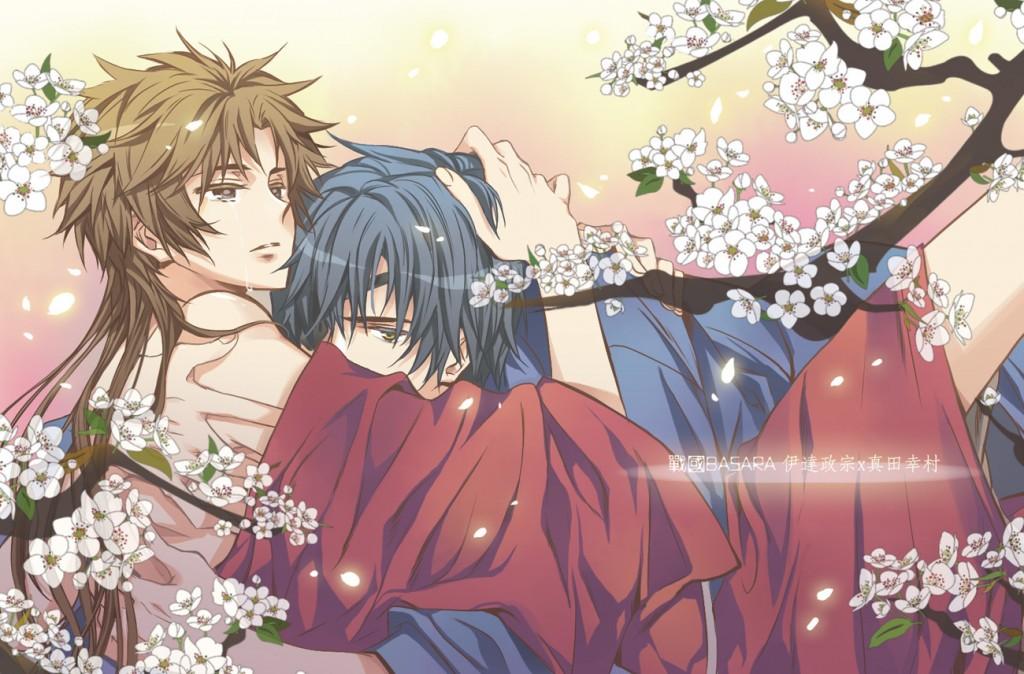 Date Masamune and Sanada Yukimura-yaoi