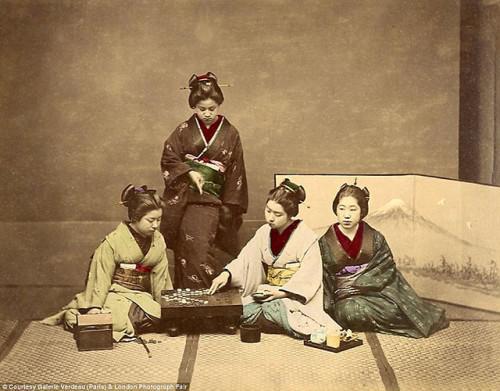 Edo period women