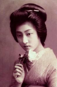 Geisha-Hawaryu-meiji-period