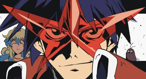 GurrenLagann-simon