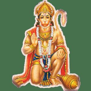 Hanuman India ape god