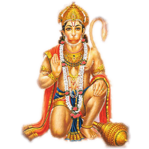 Hanuman India ape god
