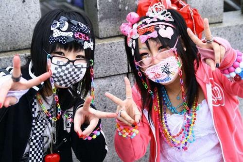 Harajuku-fashion