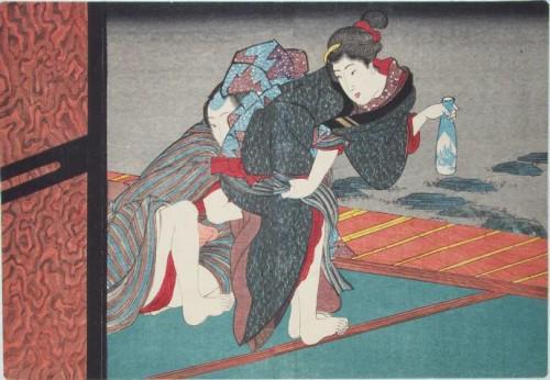 Hiroshige-shunga1