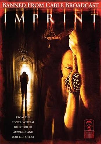 Imprint - Masters of Horror