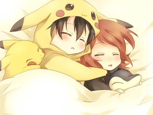 Pokemon love Wallpaper__yvt2