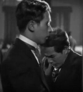 bromance silent film classic
