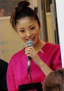 Japanese Idol Ueto Aya