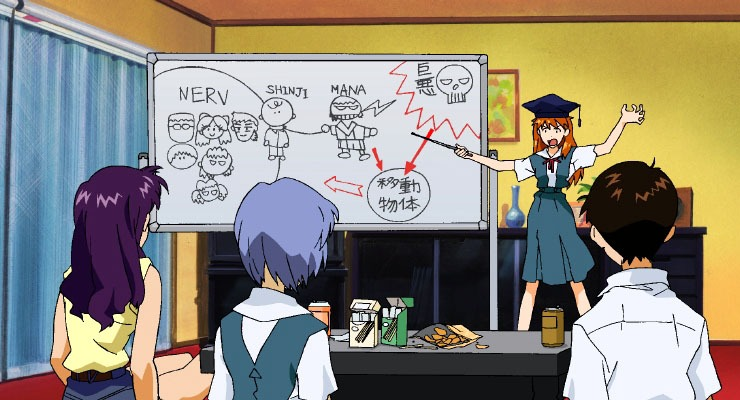 Anime Research Evangelion