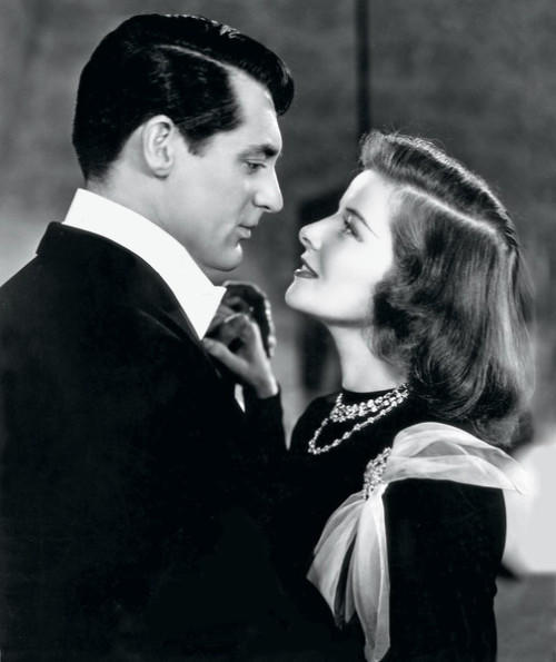 Cary Grant and Katharine Hepburn in Holiday., Photograph © Columbia Pictures/Photofest.