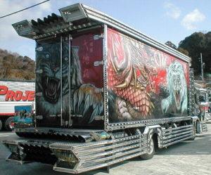 Dekotora - Decorated Truck