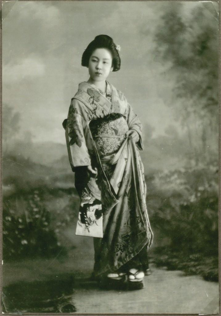 geisha-kimono