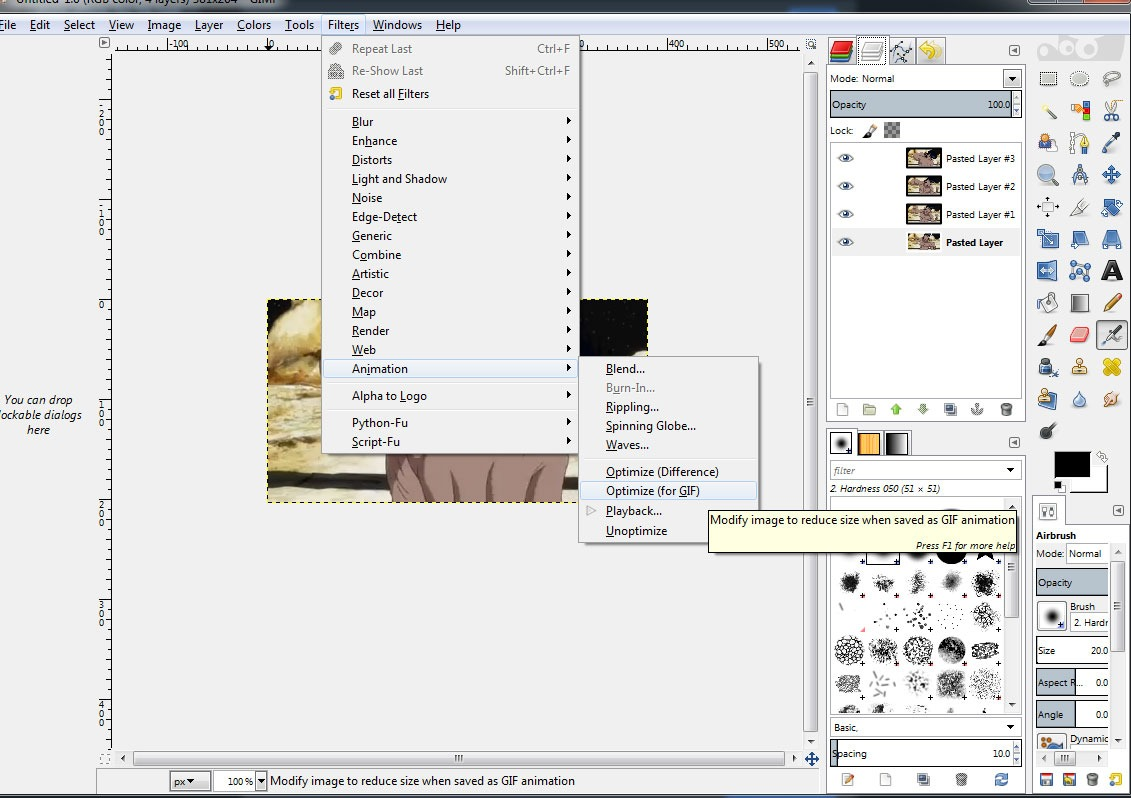 gimp-animation-filter