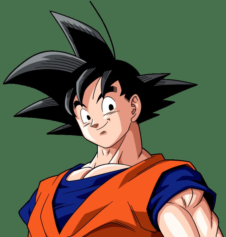 Goku as a Role Model