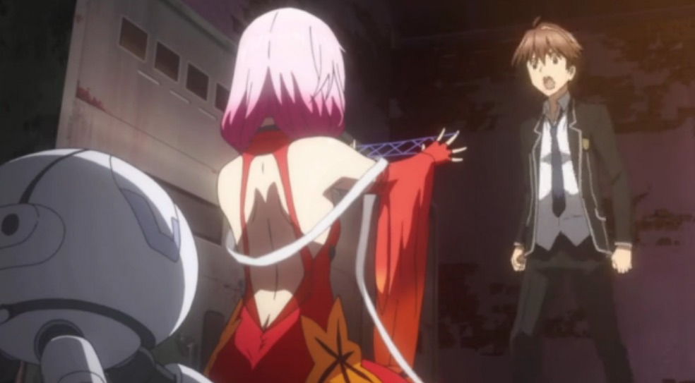 Shu and Inori's Guilty Crown