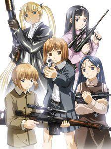 gunslingergirls