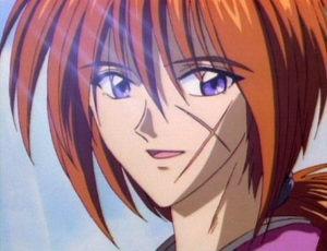 Ruoruni Kenshin Himura anime