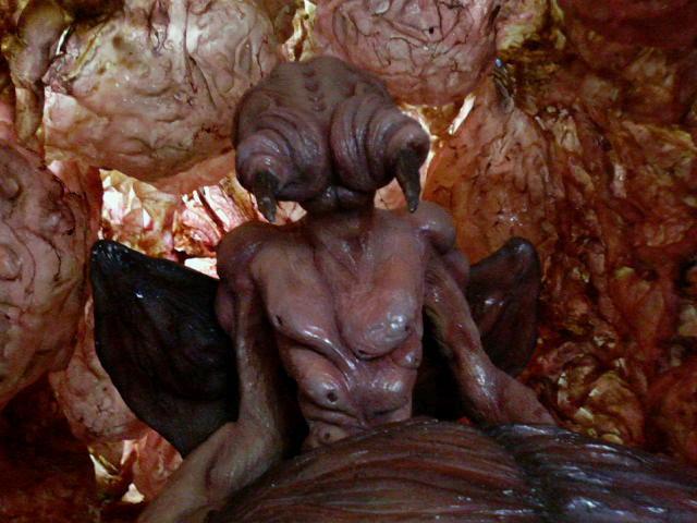 Meatball Machine Alien