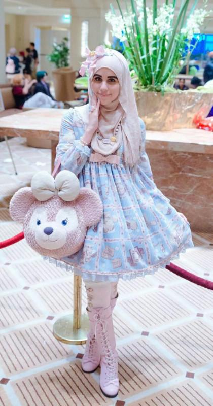 A Muslim Lolita Source