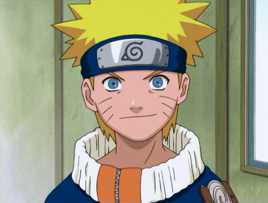 Naruto Anime Blonde