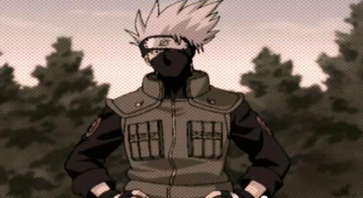 Kakashi from Naruto