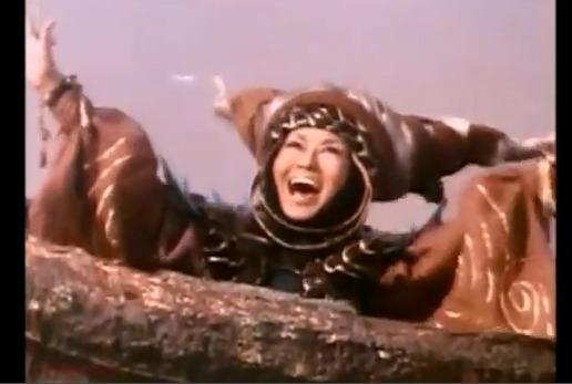 Power Rangers Rita Repulsa
