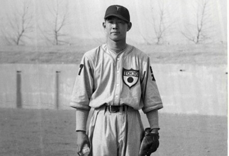Eiji Sawamura struck out Babe Ruth and Lou Gehrig in 1934 (Ishii, 2004).