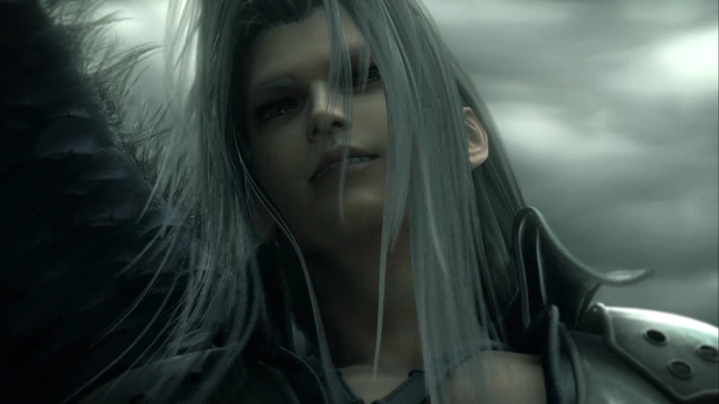 Sephiroth from Final Fantasy VII Advent Children