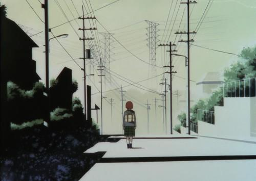 Symbols of Summer:  Power Lines and Cicadas in Anime