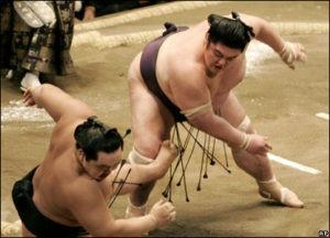 Sumo Toss