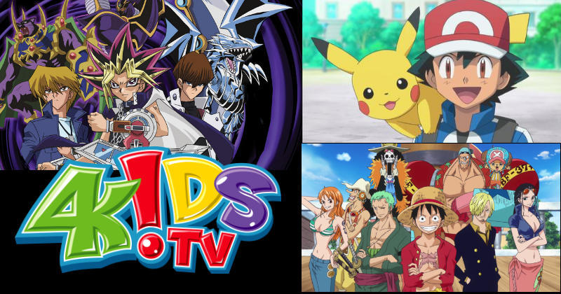 the legacy of 4kids entertainment japan powered