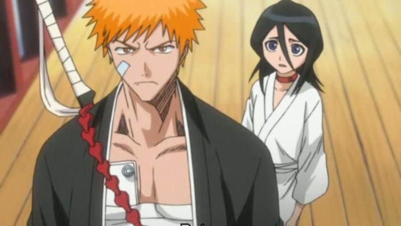 Ichigo endures much to help his friends avoid suffering