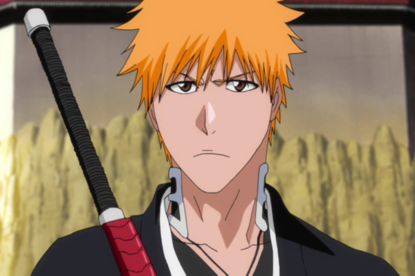 Ichigo provides a good human example of the fact we don't need a reason to help others.