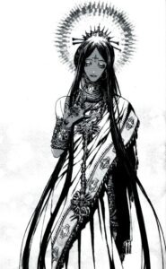 Lilith Hologram Catharge Trinity Blood