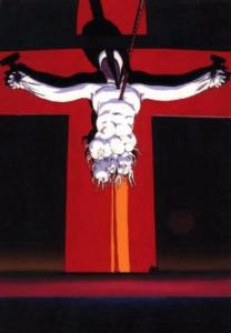 Lilith lance longinus NGE angel