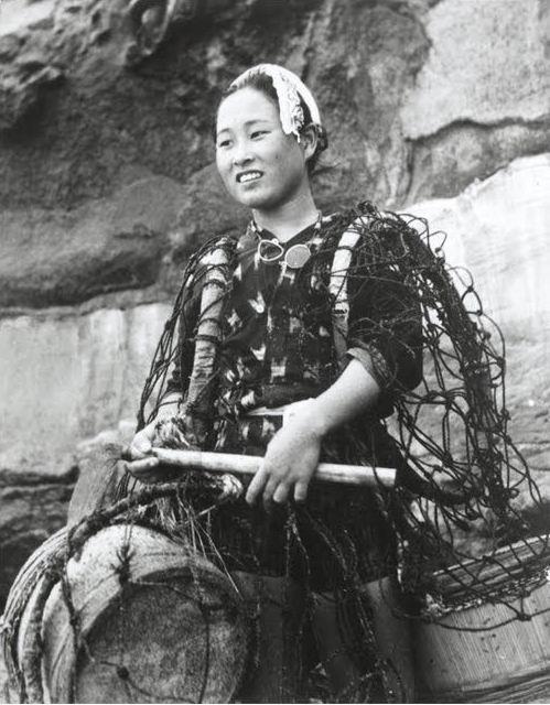 Ama: Japan's Sea Diving Women