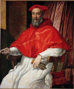 Cardinal Jacopino del Conte