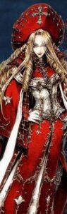Cardinal Caterina Sforza, Trinity Blood