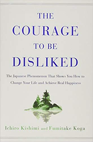 the book courage to be disliked