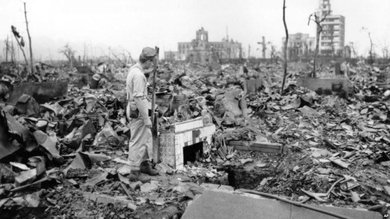 hiroshima bomb aftermath