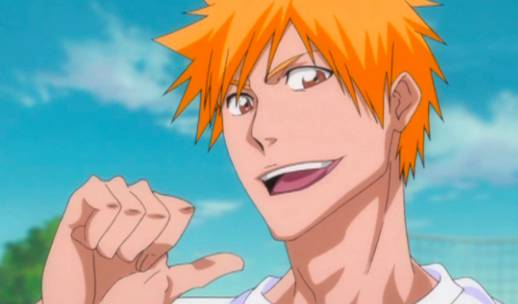 Ichigo is driven to help others, but he doesn't go looking to do so like Superman does.