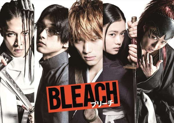 Bleach – The Netflix Live Action Movie