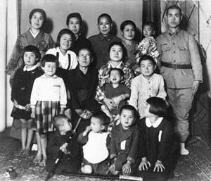 sadako and her family