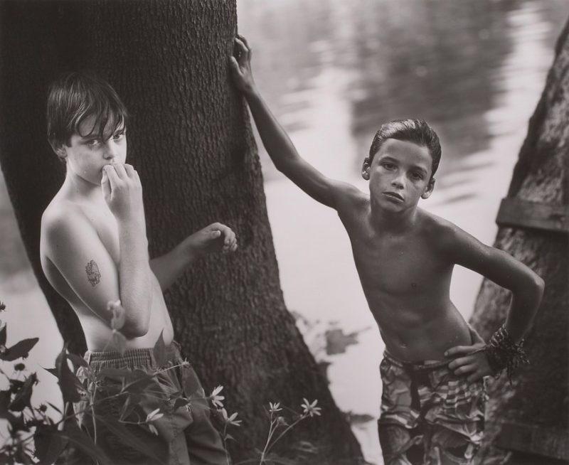 Girl and boy nake — 10